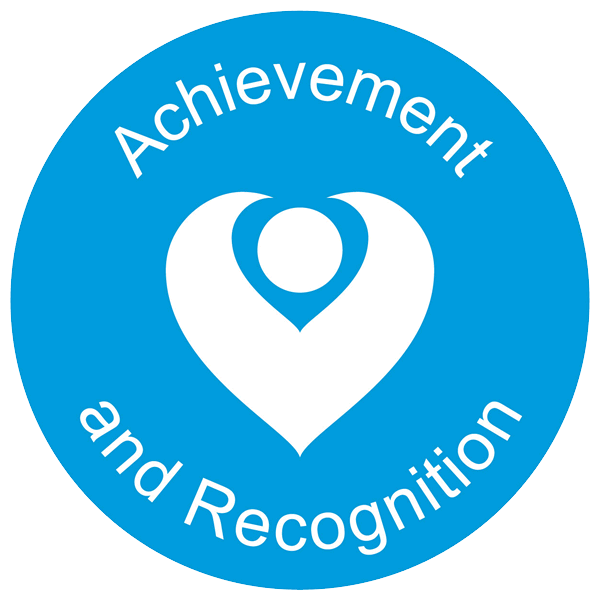 Achievement and Recognition icon
