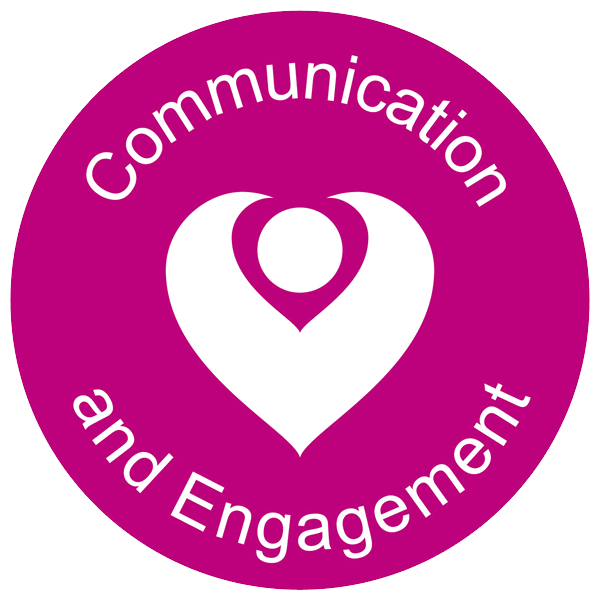 Communication and Engagement icon