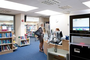 Library and Knowledge Service