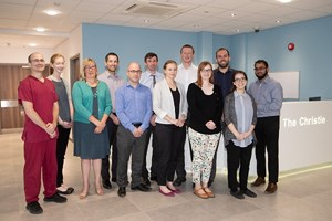 Treatment planning, physics and dosimetry team