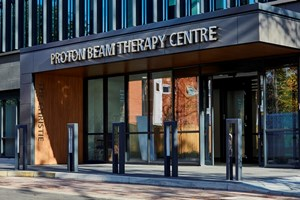 First cancer patient in England to receive proton beam therapy set for treatment
