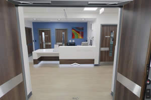Teenage and Young Adults Unit  - First Floor - Ward