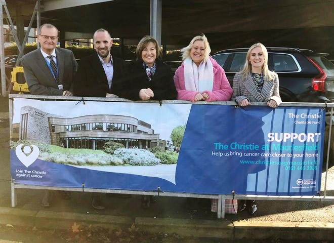 Appeal hits £3m for The Christie at Macclesfield