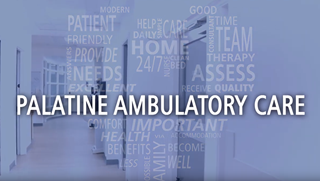 The video for the Palatine Ambulatory Care service at The Christie